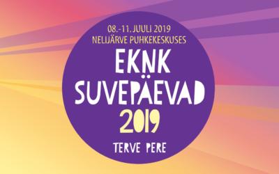 EKNK suvepäevad 2019 – TERVE PERE
