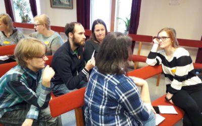 EKNK koguduste lastetöötajate kokkusaamine Lihulas