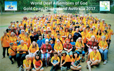 Pastor Riho Kurg osales Kurtide Ülemaailmsel kogunemisel Austraalias!