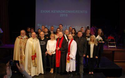 Toimus EKNK Kevadkonverents 2018
