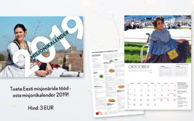 Misjonikalender 2019