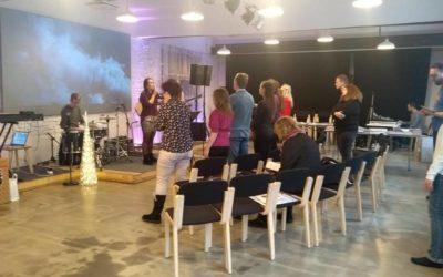 EKNK koguduste lastetöötajate kokkusaamine EKNK Fookus Koguduses